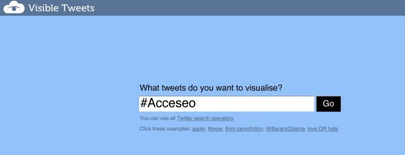 Visible Tweets #Acceseo