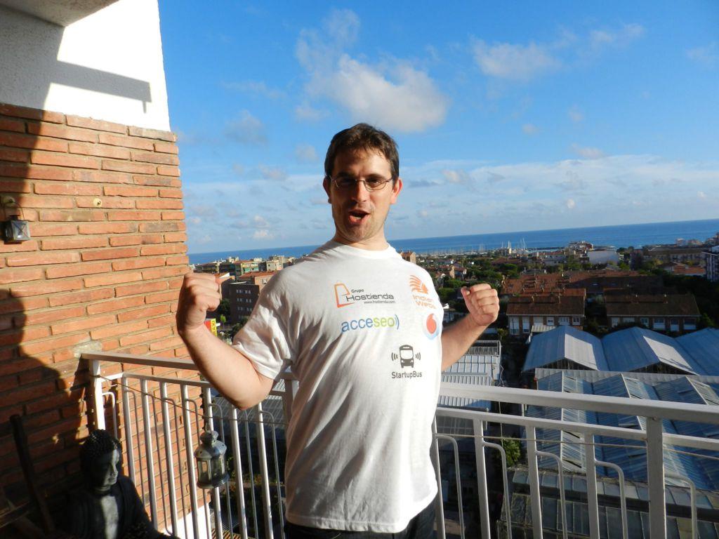 Jordi Cor - Startup Bus España 2013