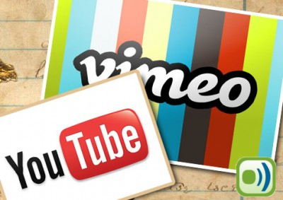 acceseo en Youtube y Vimeo