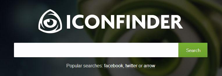 Descargar Iconos para Webs y Blogs