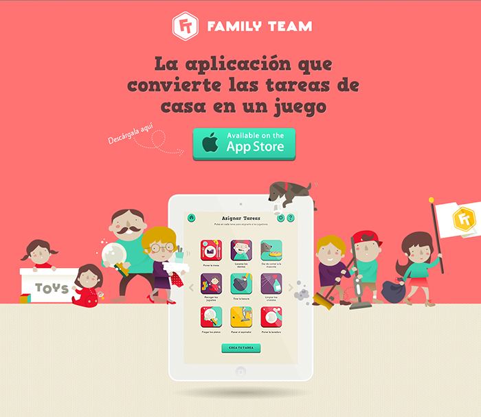 Family Team - APP iOS