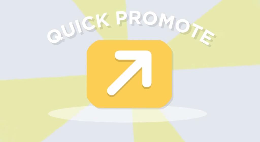 Quick Promote y las novedades de Twitter Ads