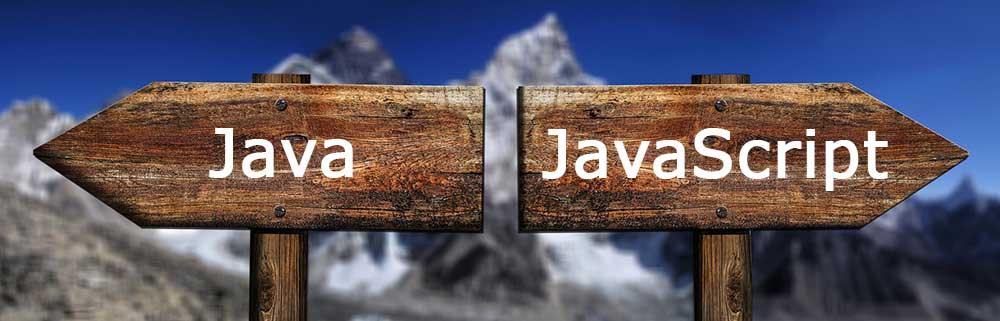 Diferencia entre Java y JavaScript Java-y-javascript