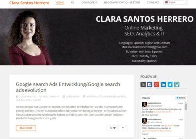 Clara Santos Herrero