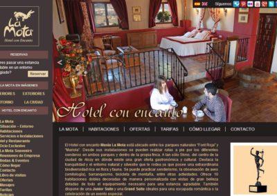 Hotel Con Encanto: Masía La Mota