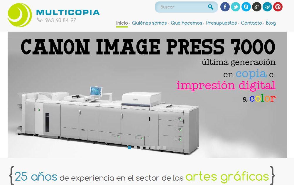 Multicopia Valencia