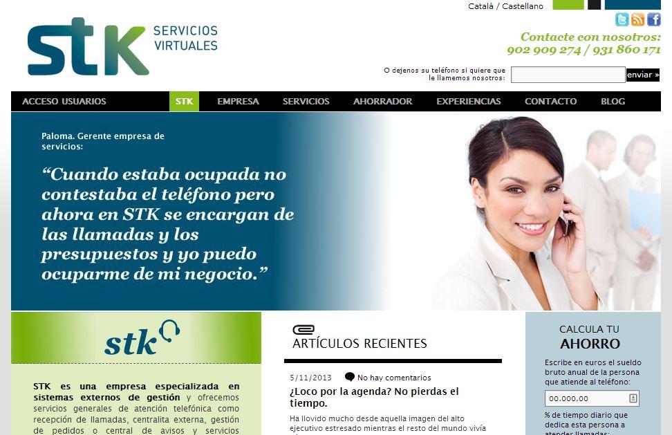 STK Servicios Virtuales