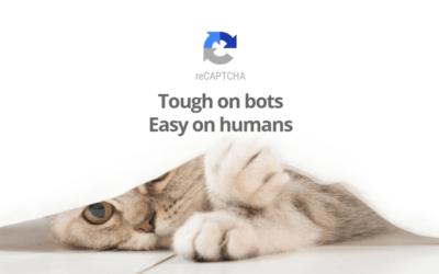 Evita el spam en tu web con Invisible reCAPTCHA de Google