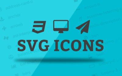 La importancia de usar Iconos y como ponerlos en tu web
