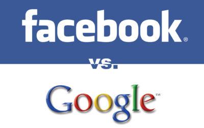 Campañas en Google Adwords o en Facebook ads ¿Cual debería elegir?