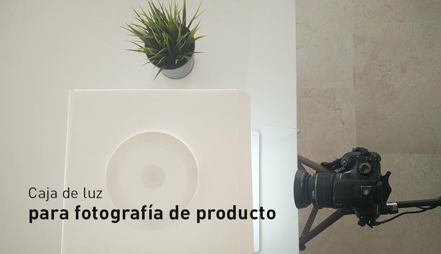 Cómo elegir y utilizar una caja de luz para fotografía de producto