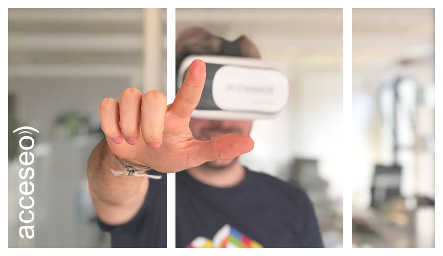 Crea tu primera aplicación de realidad virtual con A-Frame