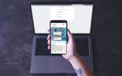 Cómo etiquetar productos en Instagram y crear un catálogo en Facebook