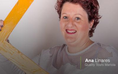 #accePreneur 3: Ana Linares, vocación y pasión por la cultura