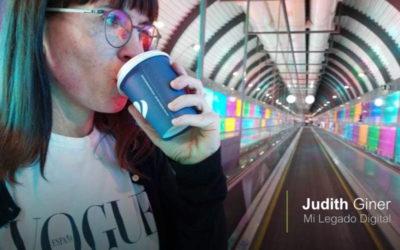 #accePreneur 8: Judith Giner, protegiendo nuestro legado digital