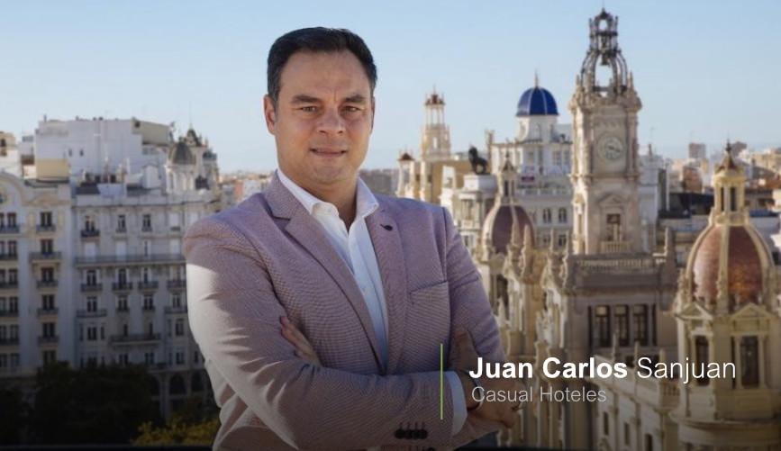 #accePreneur 14 Juan Carlos Sanjuan creando el alojamiento perfecto para cualquier cliente