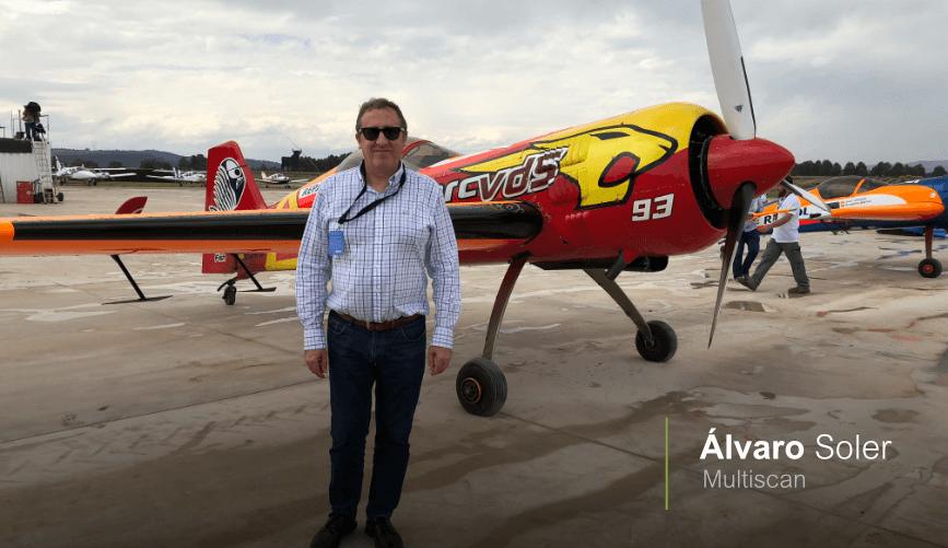 #accePreneur 12: Alvaro Soler Esteban, emprendiendo para ofrecer las tecnologías más punteras