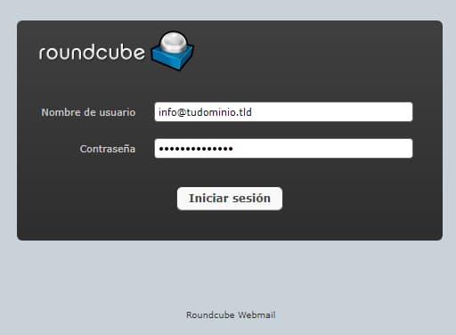 Roundcube, gestor de correo electrónico online tipo webmail