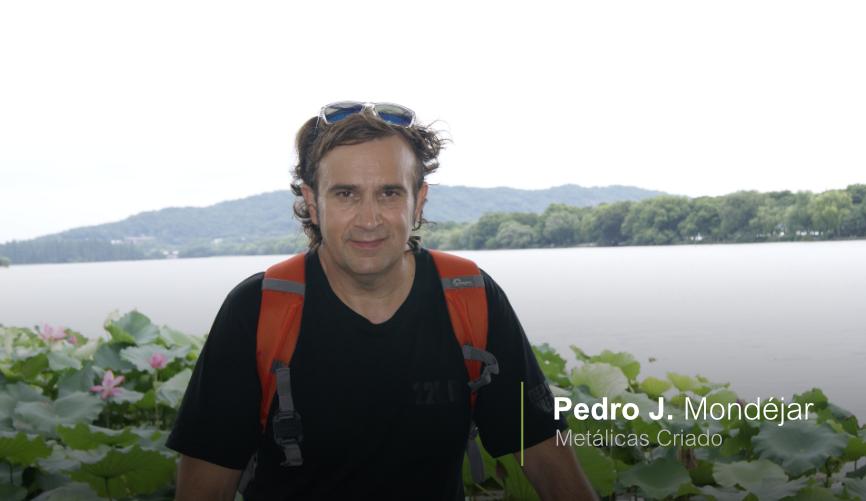 #accePreneur 16 Pedro J. Mondéjar, un «intraemprendedor» dentro de una empresa