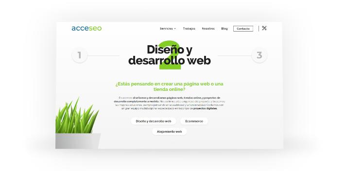 servicios web acceseo