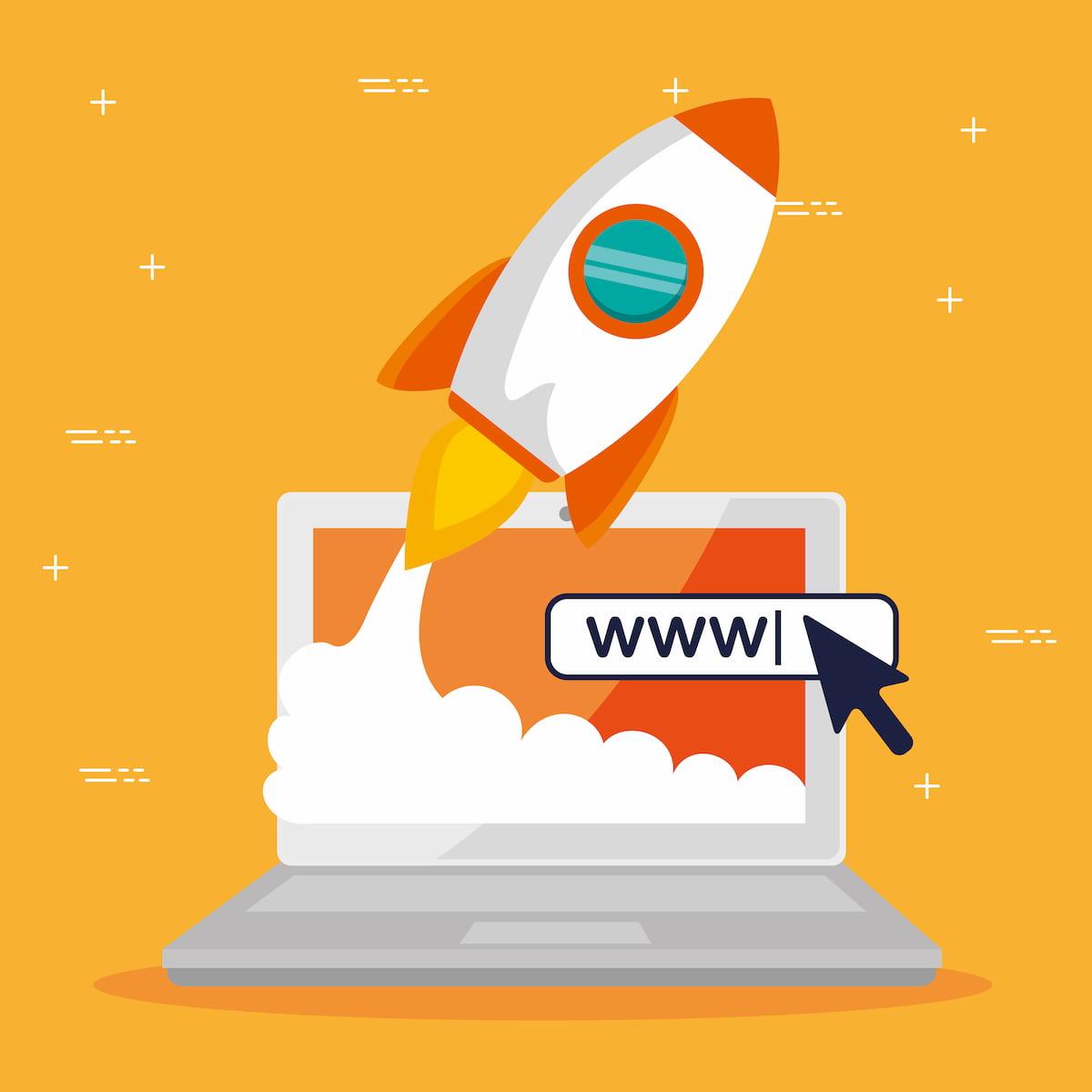 Tu web despegará si la mantienes constantemente actualizada