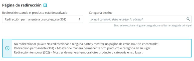 redireccion-301-desactivacion-productos
