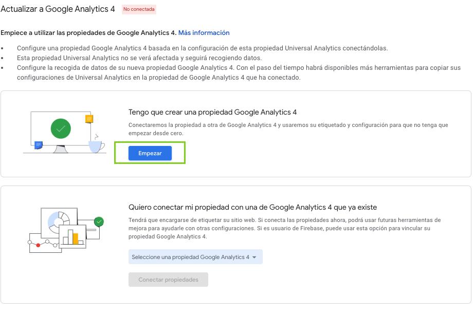 Imagen guia google analytcs 4 - parte 2